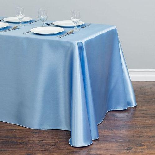 "90"" x 132"" Satin Tablecloth"