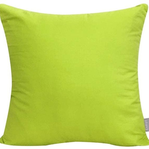 "18"" Lime Green Pillow"