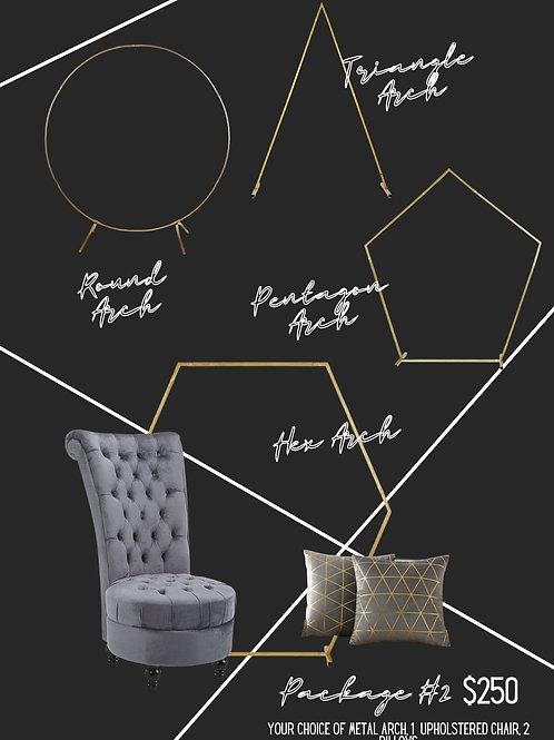 Luxury Rental Package #2