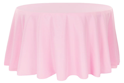 """120"""" Polyester Tablecloth"""