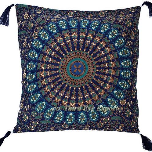 """16"""" Mandala Throw Pillow"""