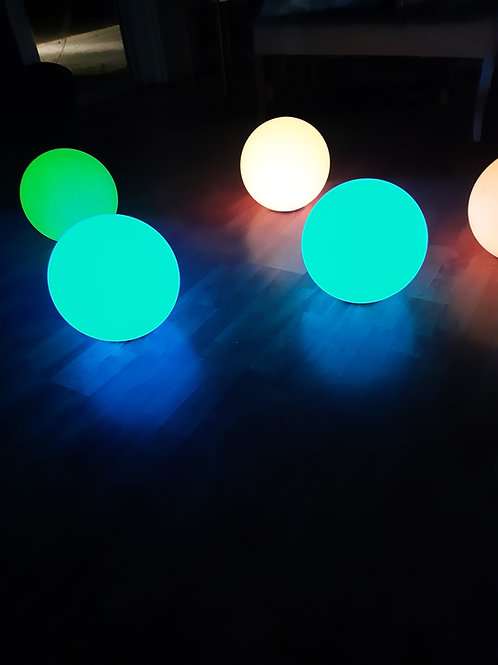"12"" LED Light Orb"