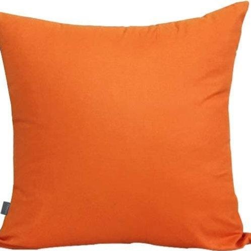 "18"" Orange Pillow"