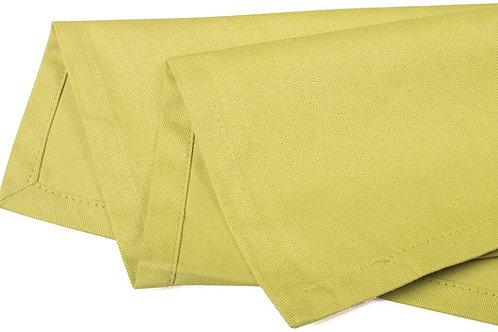 "18"" x 18"" Mustard Yellow Cotton"