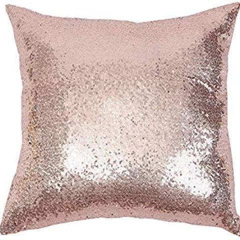 """18"""" Sequin Pillow"""
