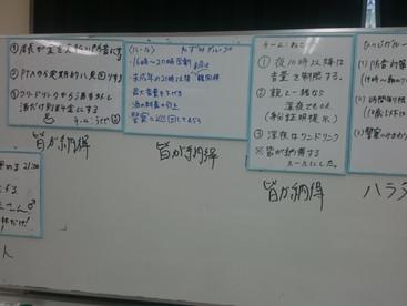 ルール作りの出前授業@智頭農林高校