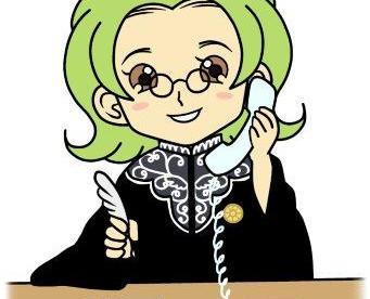 鳥取県弁護士会のマスコットキャラクター