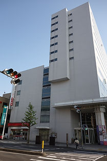 あさい総合,鳥取駅前ビル,ワシントンホテル 外観