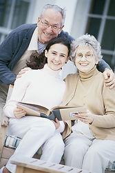 Foster Grandparent Volunteer