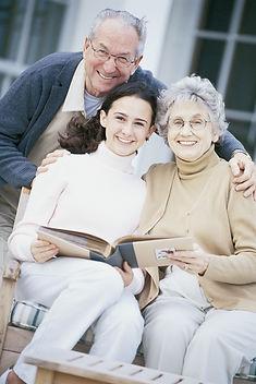Гордые Grandparents