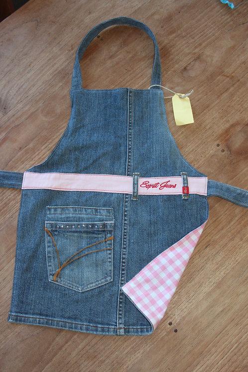 Kinderschortje  Esprit Jeans 3-5 jaar