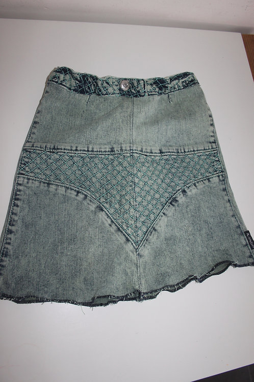 Rokje van oude jeans