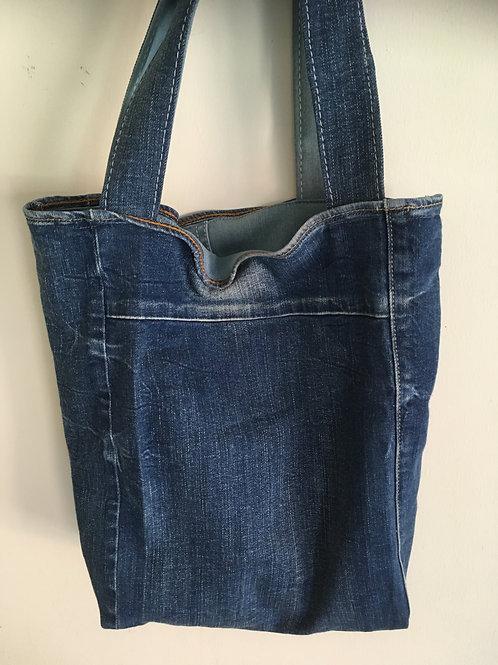 Tas van old jeans