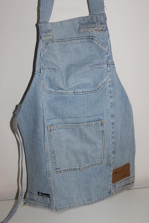 Schort van oude jeans