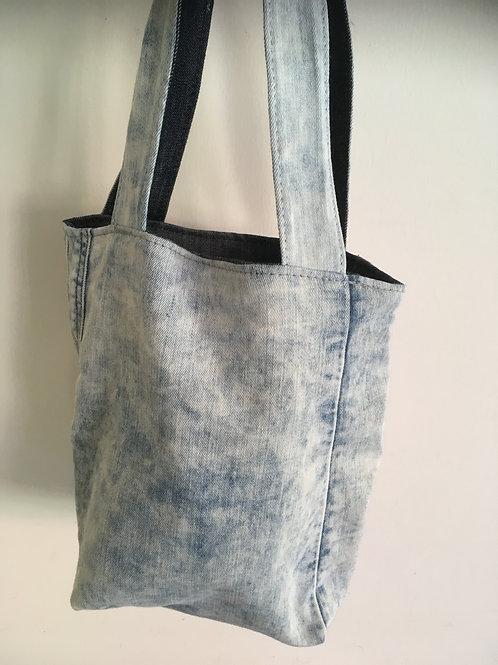 Tas van oude jeans