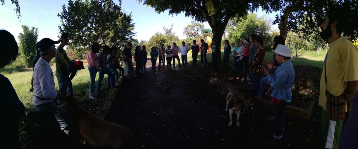 Gran equipo_Parque La Loma Xalapa