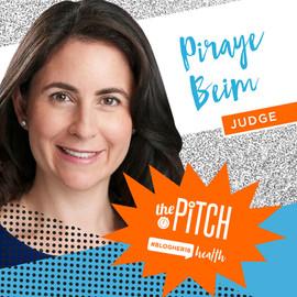 BlogHer Health 2018 Q&A with Piraye Beim