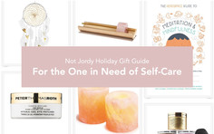 Not Jordy Holiday Gift Guide: For the One in Need of Self-Care