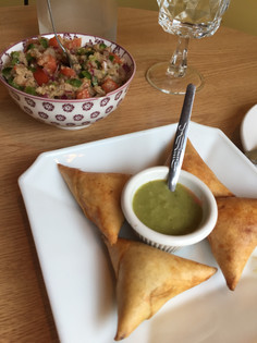 Food for Thought (and then some): Walia
