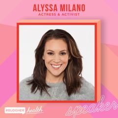 Alyssa Milano Feature
