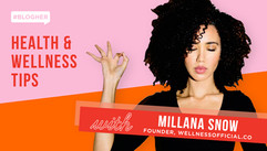 BlogHer Health 2019 Q&A with Millana Snow
