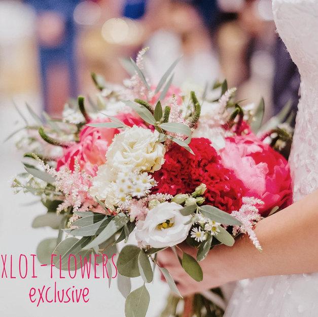 Ρομαντικός καλοκαιρινός γάμος στο Μαραθώνα