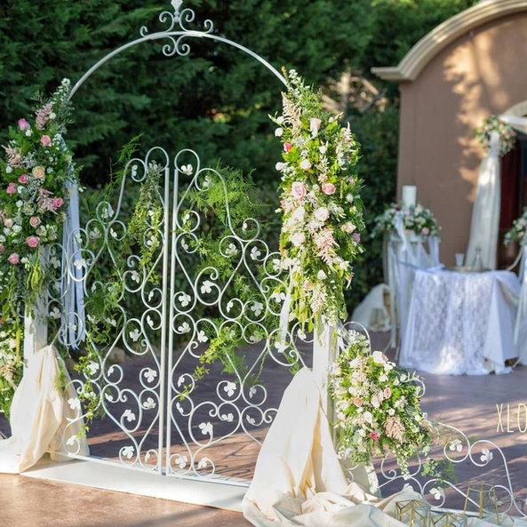 Ένας παραμυθένιος γάμος στο κτήμα 28