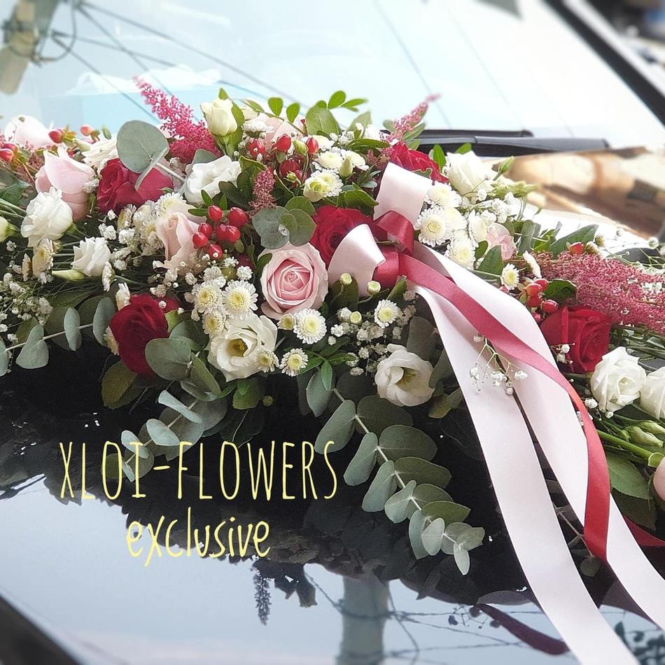 romantikos gamos me kokkino burgundy (11