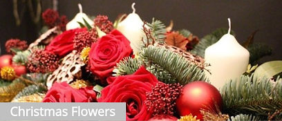 Christmas Flowers by Xloiflowers