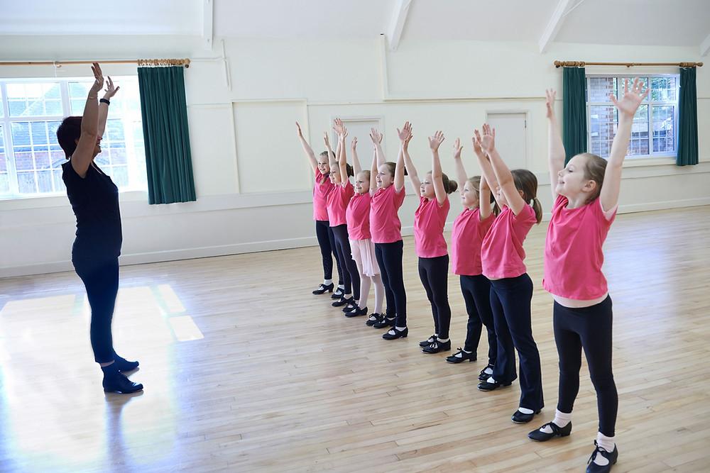 kids dancing lessons