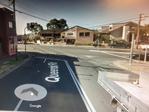 Five Dock's Misaligned Intersection