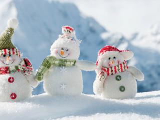«Конкурс Снеговиков»
