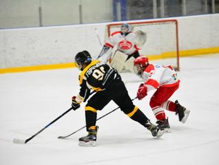 Первенство МО по хоккею