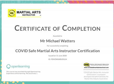 Covid Instructor Training