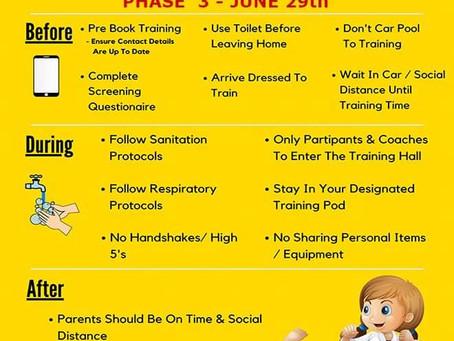 Guidelines for parents & children.
