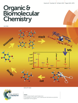 The evaluation of 5-amino- and 5-hydroxyuracil derivatives as potential quadruplex-forming agents