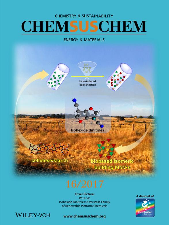 Isohexide Dinitriles: A Versatile Family of Renewable Platform Chemicals