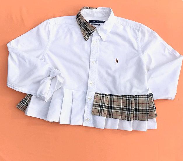 Reworked Vintage Ralph Lauren Shirt