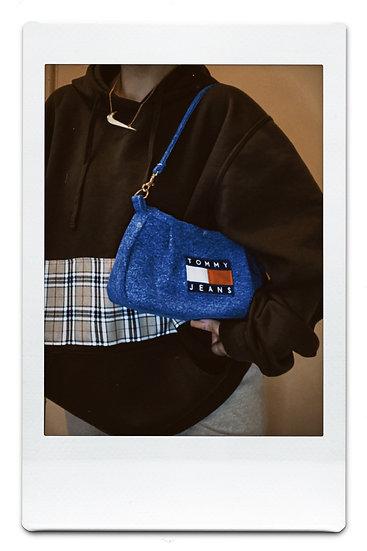 Reworked Tommy Hilfiger Shoulder Bag