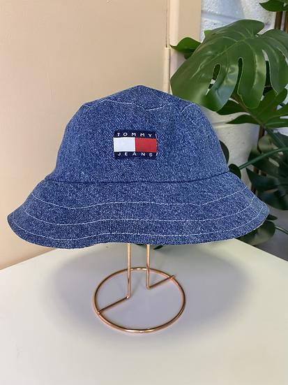 Reworked Tommy Hilfiger Bucket Hat