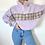 Thumbnail: Taylor Half Zip Lilac