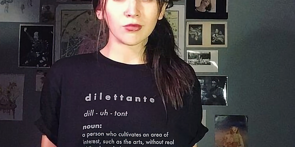 Dilettante (Solo) SOLD OUT
