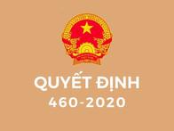 Quyết định 460 UBDT chương trình hành động phát triển KT-XH vùng đồng bào DTTS 2020-2025