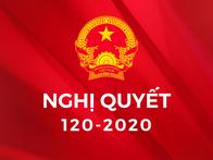 Nghị quyết 120 QH14 phê duyệt chủ trương đầu tư phát triển KT-XH vùng đồng bào DTTS 2021-2030