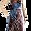 Thumbnail: Vestido frente unica, longo