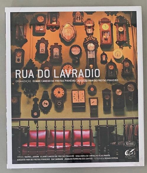 Rua do Lavrádio (Capa Dura)