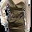 Thumbnail: Vestido de Festa ouro velho - mula manca