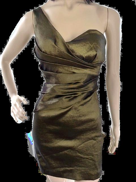 Vestido de Festa ouro velho - mula manca
