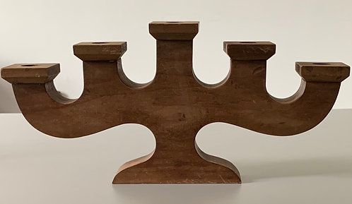 Castiçal madeira