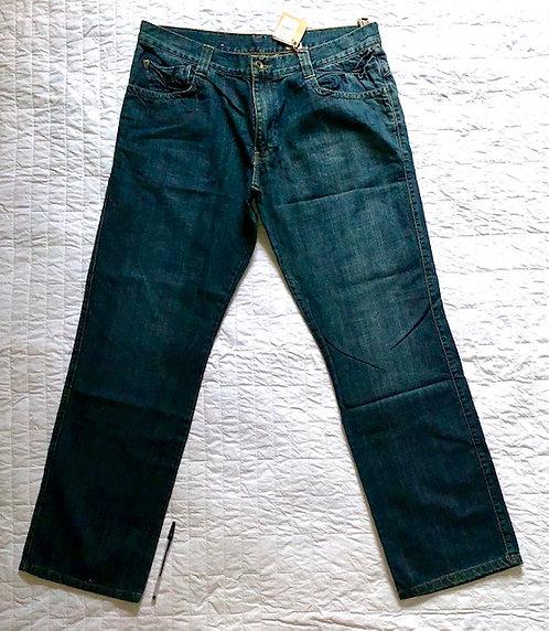Calca Jeans, reta
